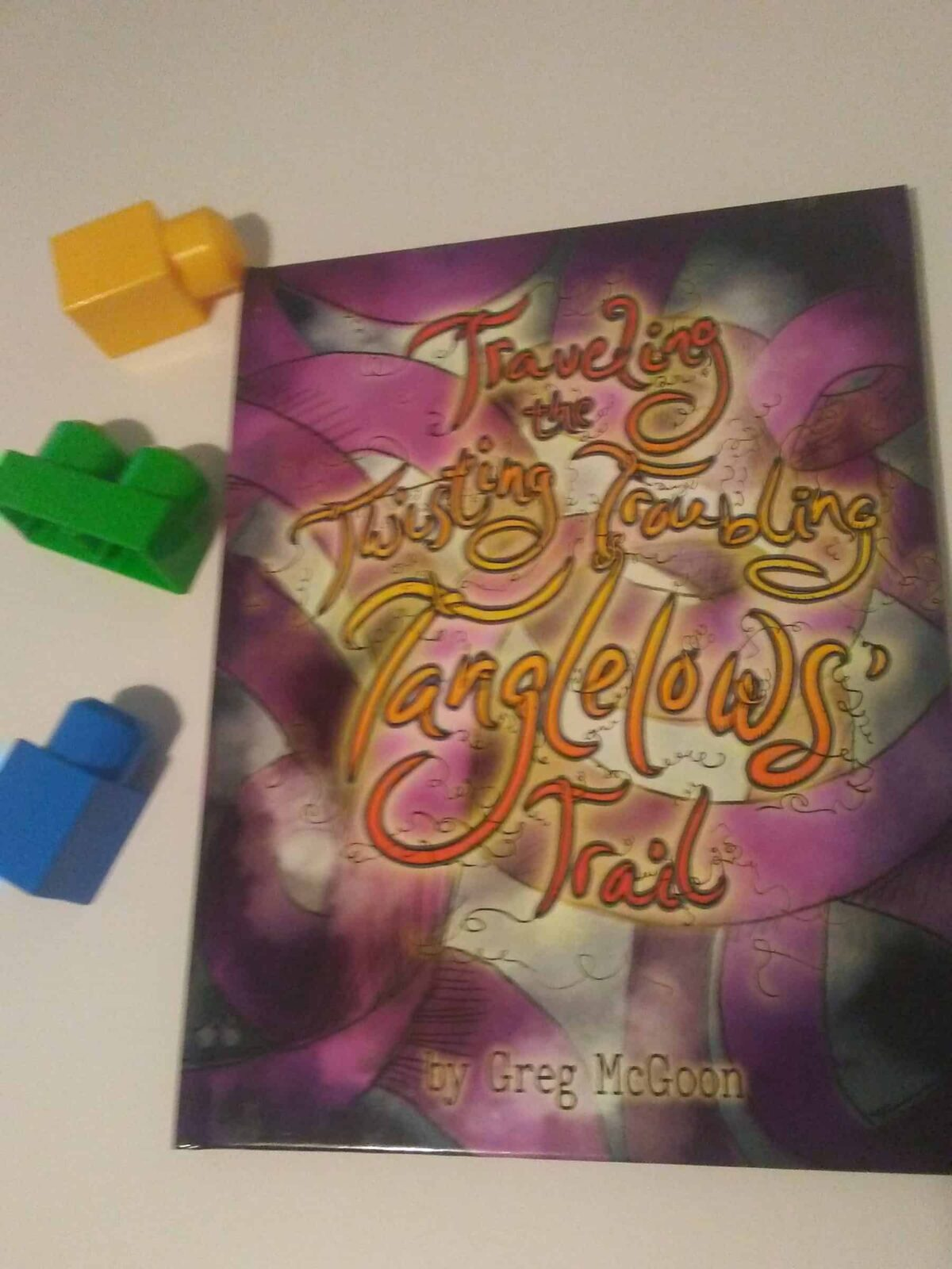 Traveling the Twisting Troubling Tanglelows Trail Book Review & Giveaway