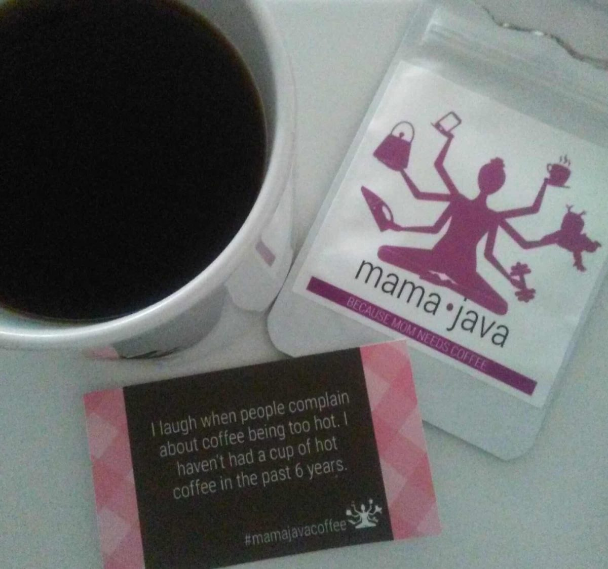 Mama Java Coffee: Made For Moms, By Moms