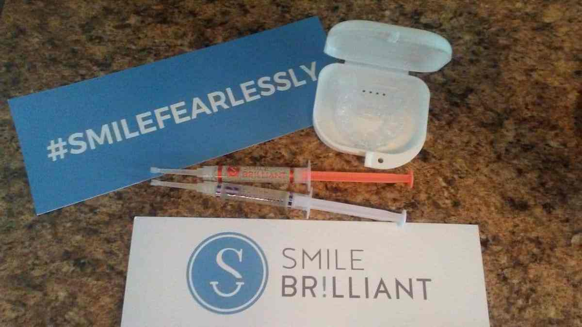 My At Home Teeth Whitening Experience with Smile Brilliant