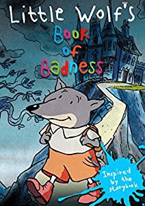 Little Wolf's Book of Badness DVD Review & Giveaway