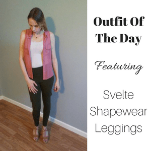 OOTD with Svelte Shapewear Leggings