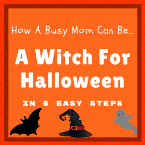 Become a Witch for Halloween in These 5 Easy Steps