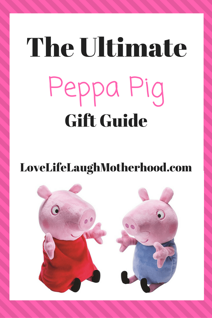 The Ultimate Christmas Peppa Pig Gift Guide For Kids