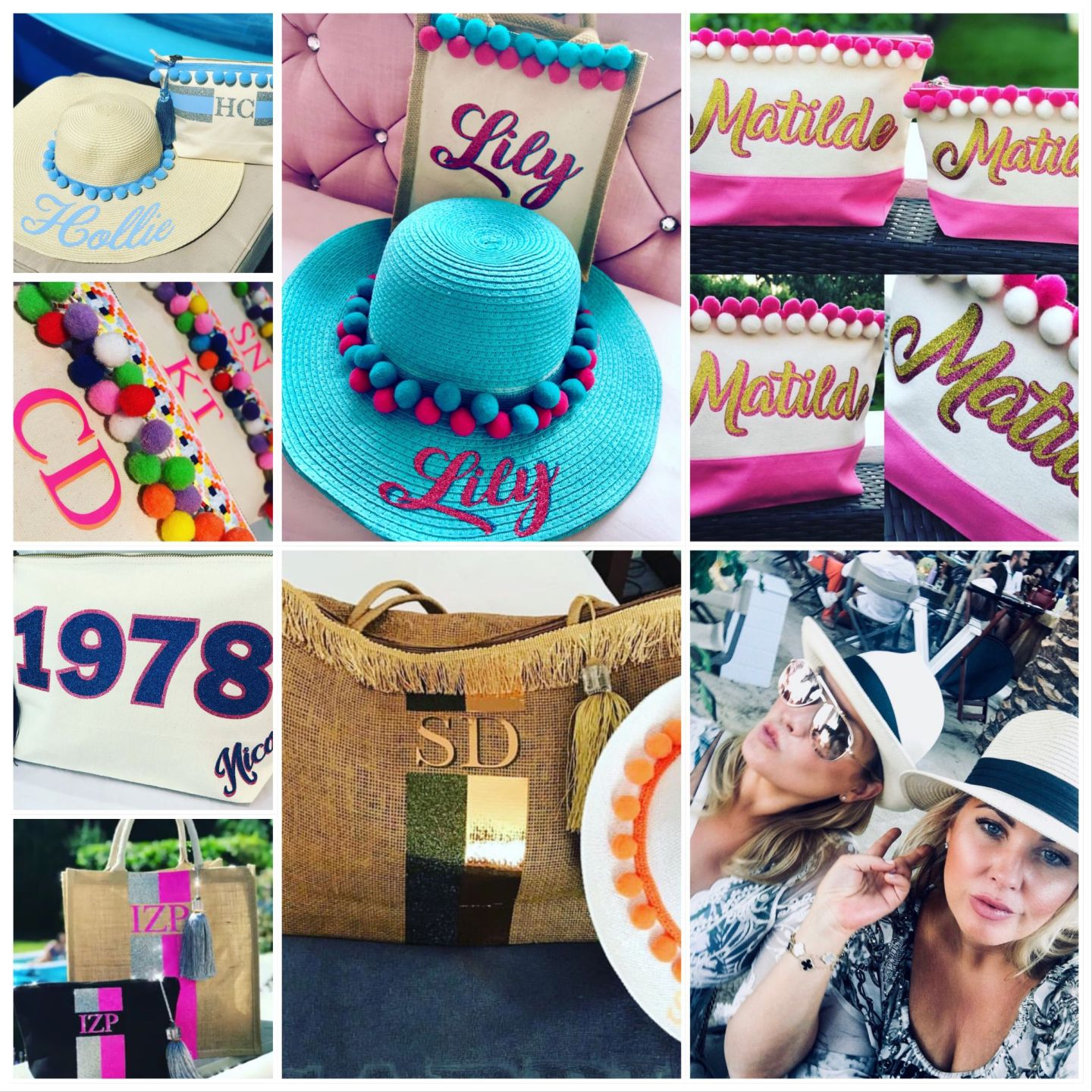 AMAZING PERSONALISED HATS AND GIFTS