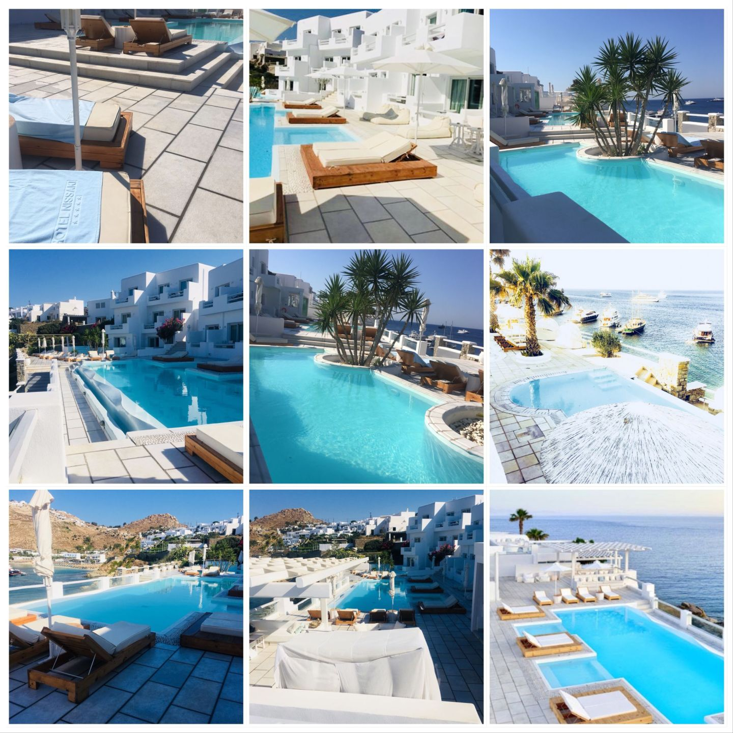 The Nissaki Boutique Hotel in Mykonos