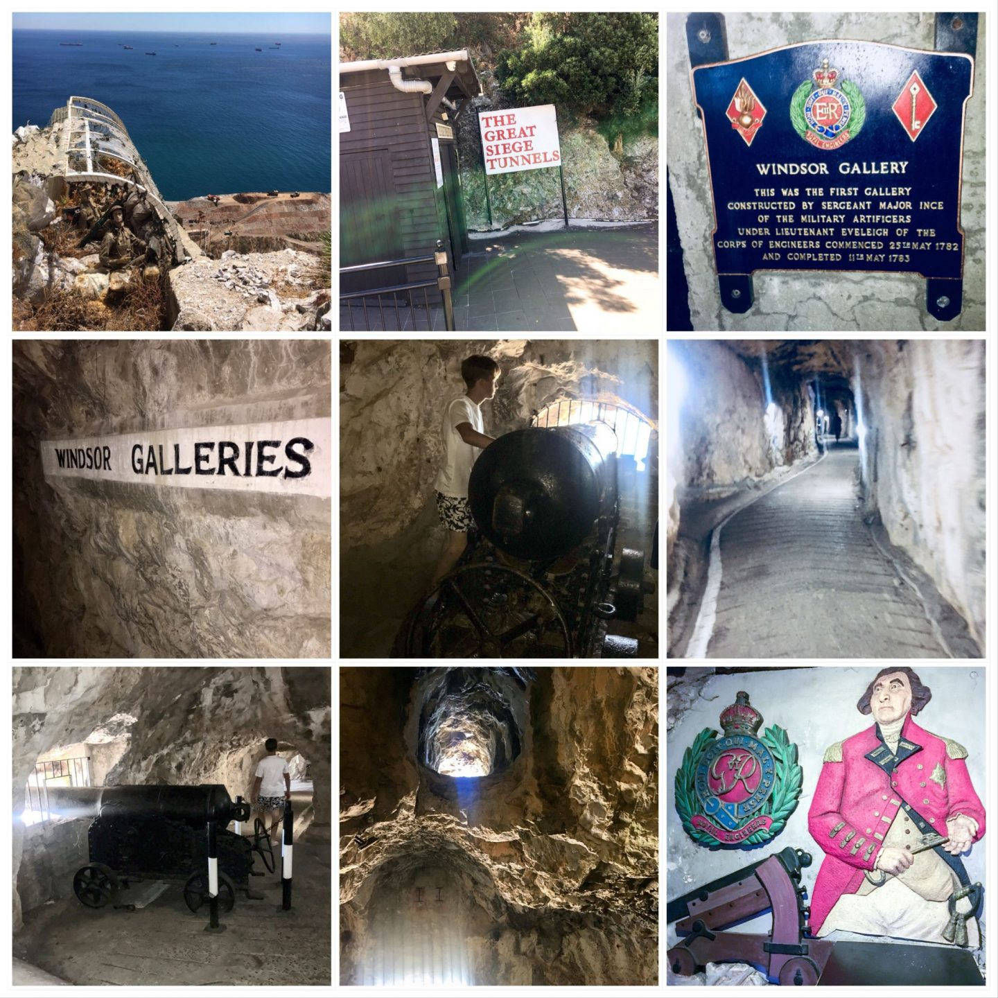 Gibraltar Rock Private Tours