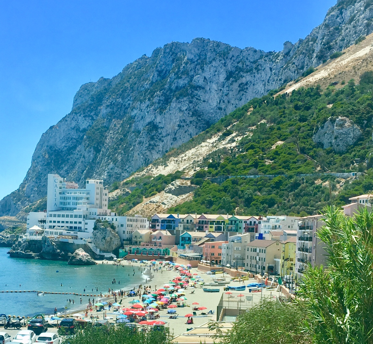 A four hour tour around Gibraltar with Gibraltar Rock Tour