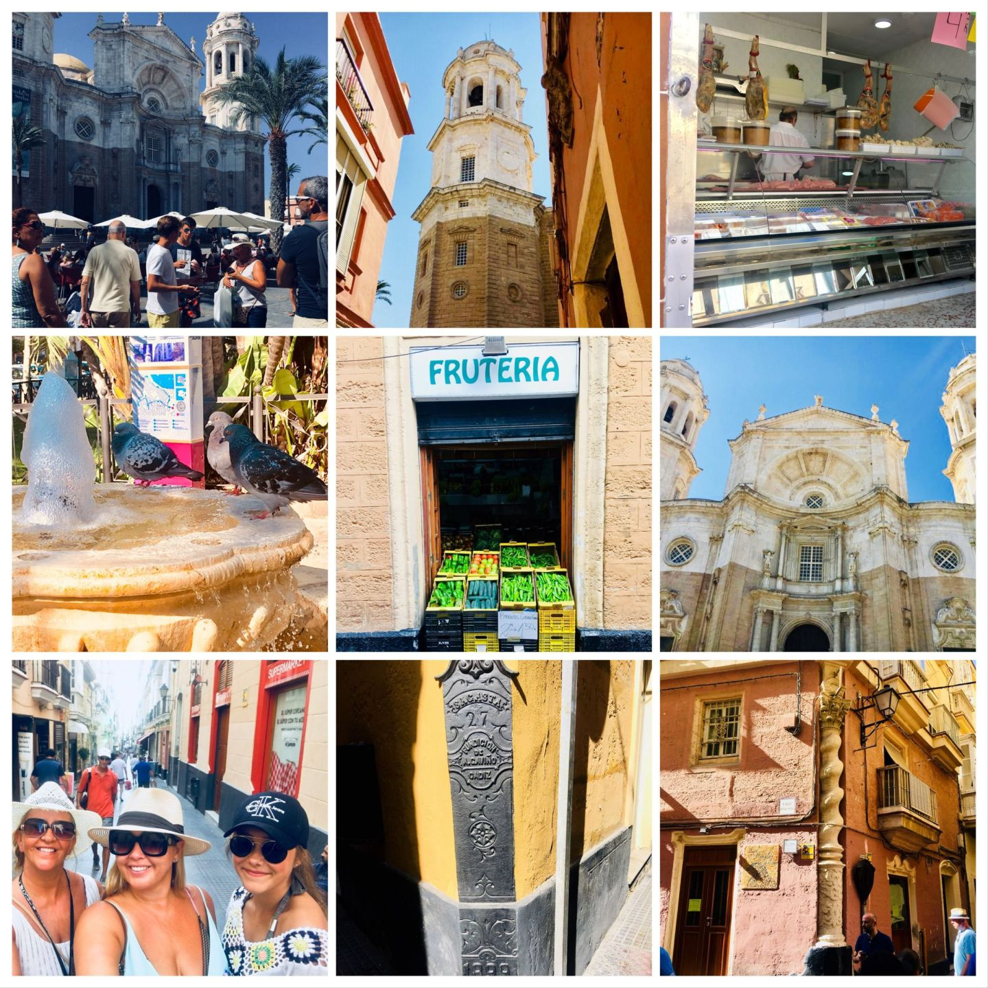 Docking at Cadiz Spain tips on what to do.