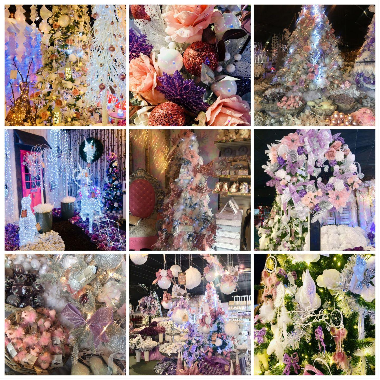 Choosing Your Christmas Colour-Pretty unicorn christmas