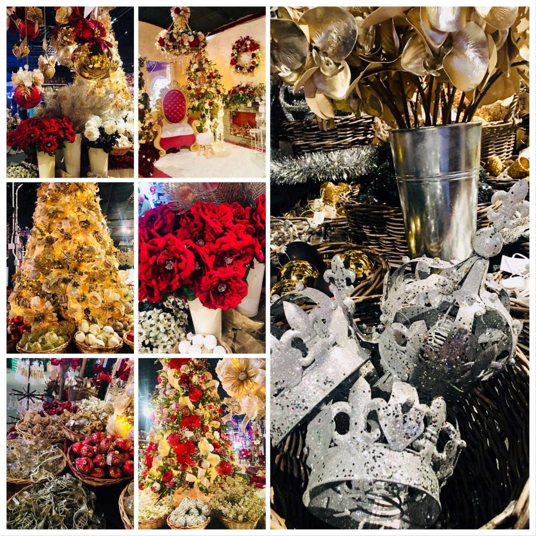 Choosing Your Christmas Colours-A Posh Christmas.