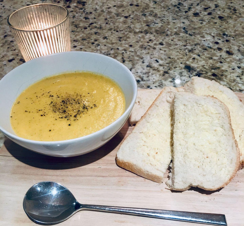 A true classic my Lavish - Vegetable Soup,