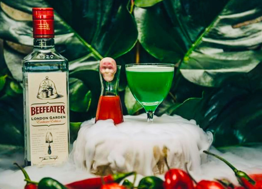 Scary Halloween Cocktails - London Bars