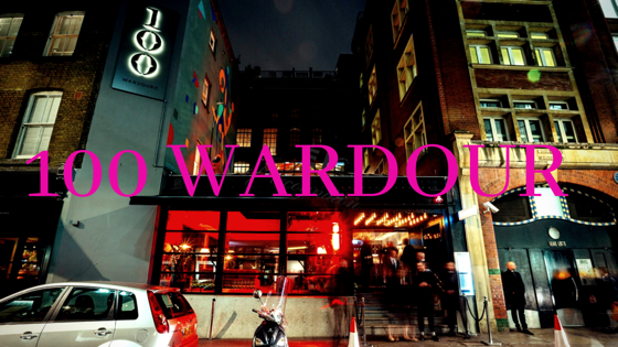 Soho London Bars and Restaurants