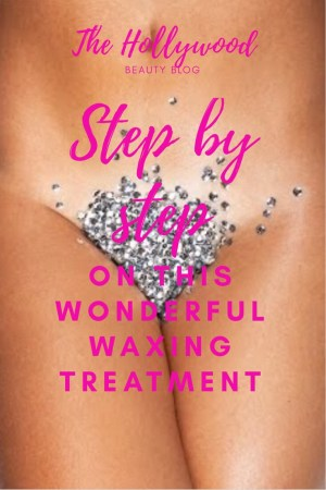 My review on waxing the bikini-line. The Hollywood