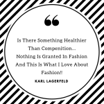 Karl Lagerfled Quote