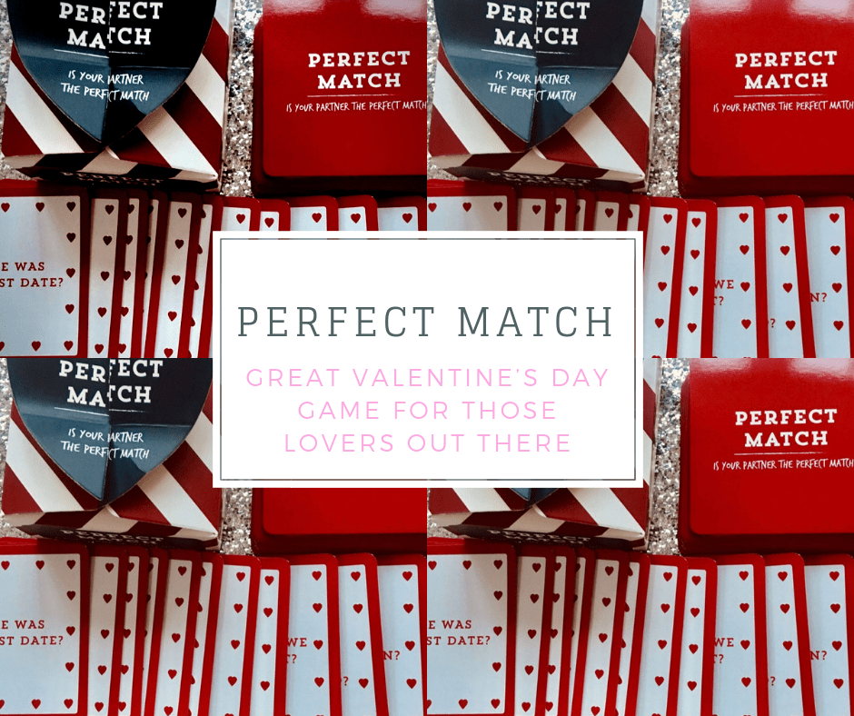 Valentine's Day Game - Perfect Match