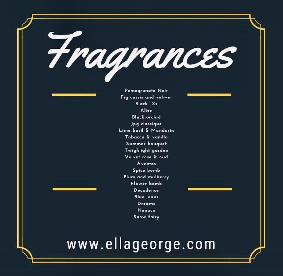 Ella George Luxury SoyCandles