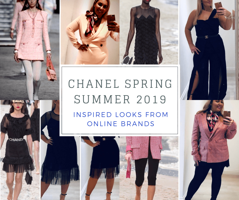 Chanel Spring- Summer Inspired Looks From Online Fashion Brands.