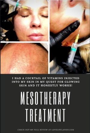 Mesotherapy What are the Benefits