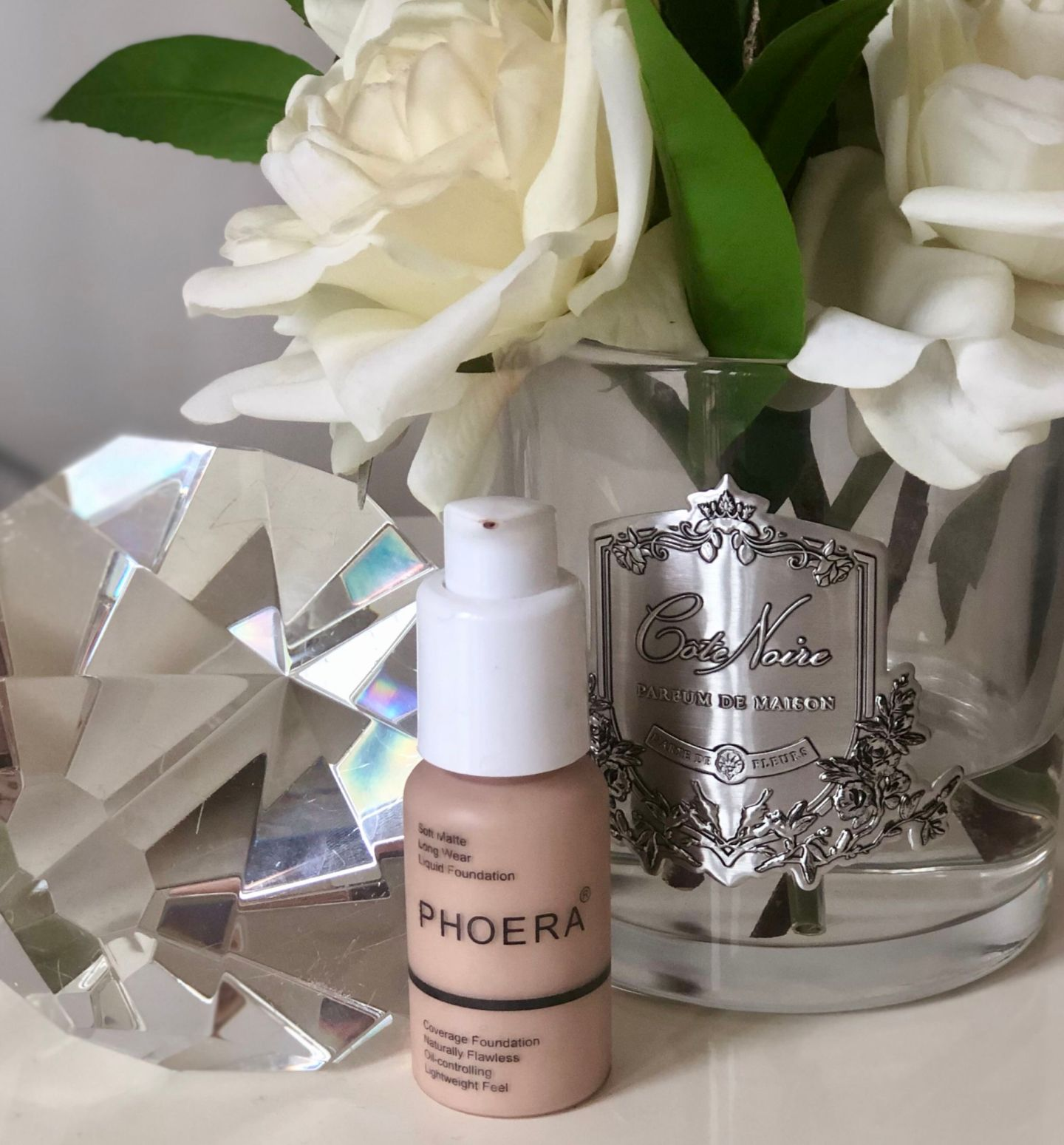 Full Coverage Foundation - Phoera