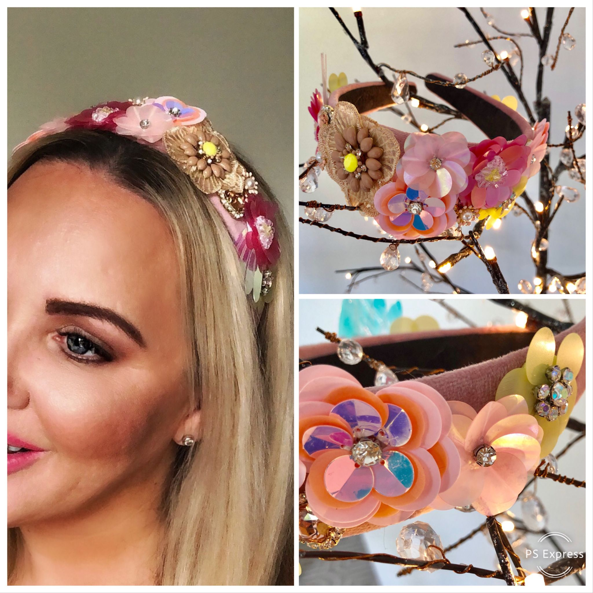 Embellished Headbands To Buy Online