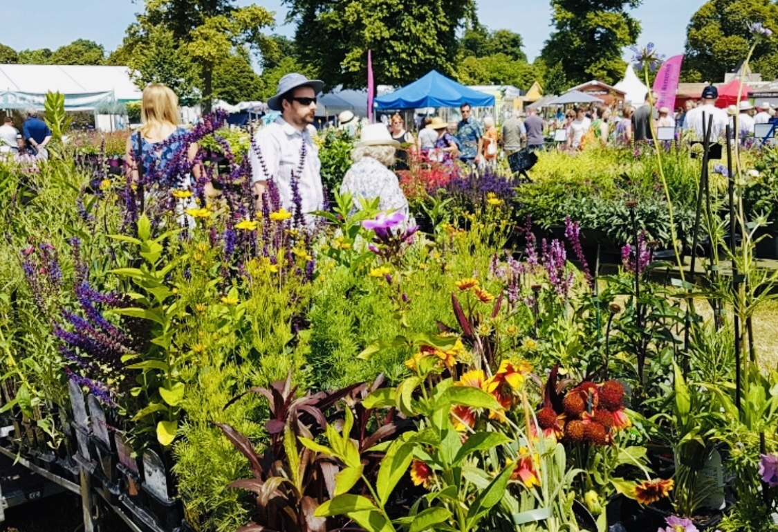 Buy Tickets for The National Flower Show