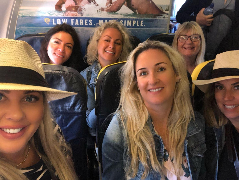 Flights - Booking a Girls Weekend Away
