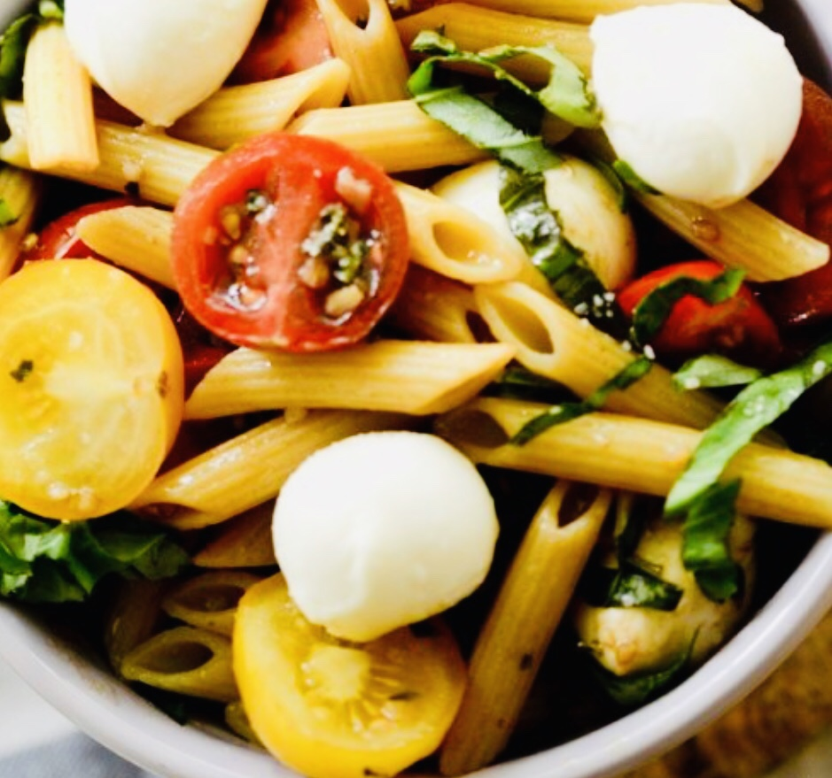 Penne - Whole Wheat Caprese