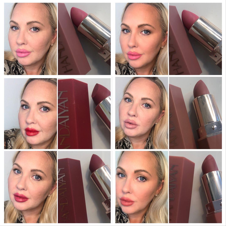 6 matte lipsticks from amazon