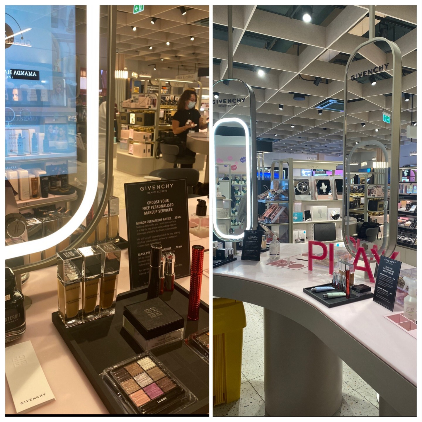H Beauty Comes To Intu Lakeside - play station