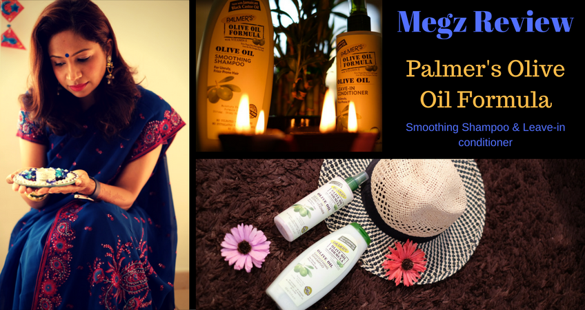 Palmer's Olive Oil Formula Shampoo & Leave-in conditioner review
