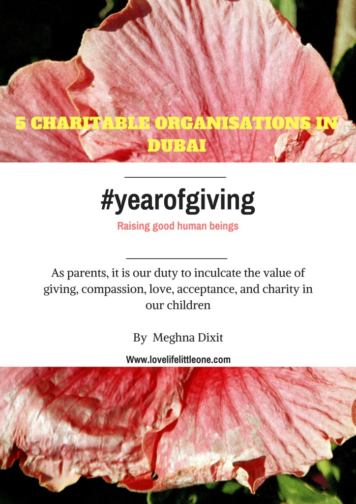 UAE year of giving