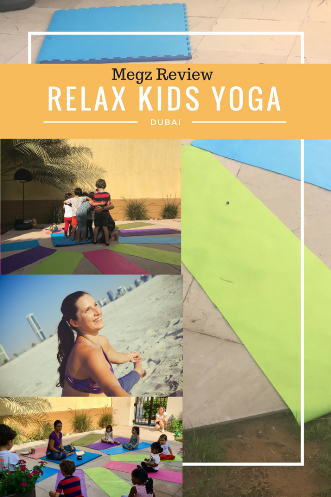 Review of relax kids yoga in dubai