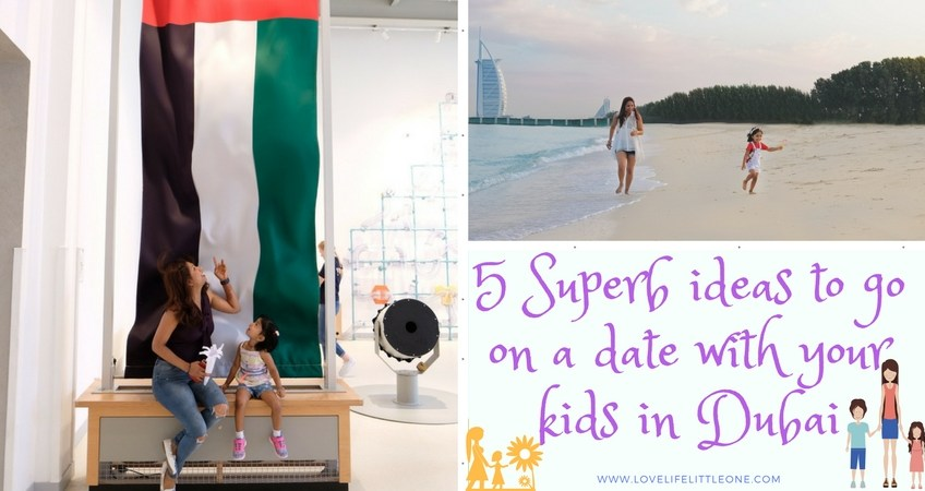 5 kids activities to do in Dubai