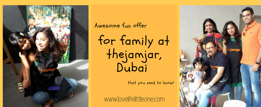 Thejamjar family fun this Ramadan