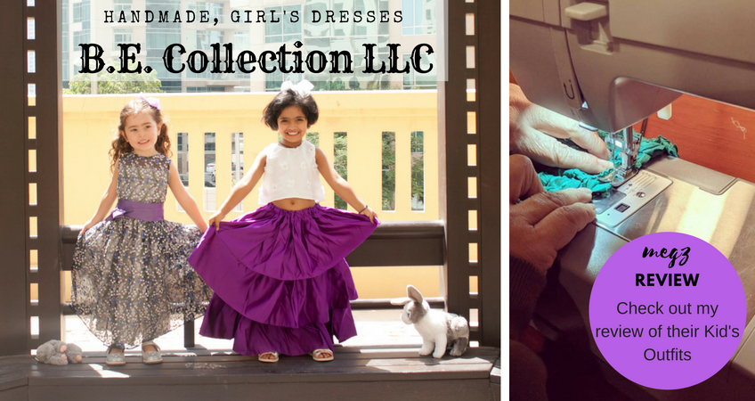 little girl dresses and fashion BE Collection