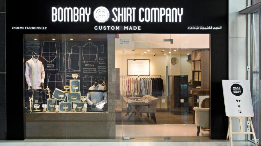 Custom made shirts in Dubai