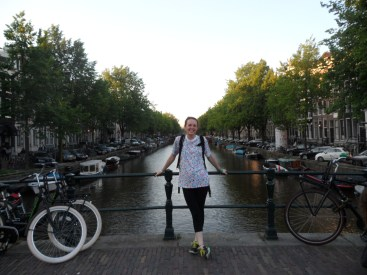 On the canals