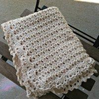 Duchess Baby Blanket - Free Crochet Pattern