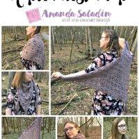 Maple Forest Wrap - Free Crochet Pattern