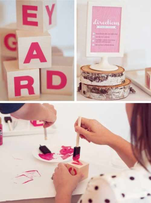 baby-shower-crafts-painted-blocks