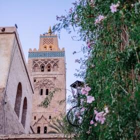 Un WE de rêve à Marrakech