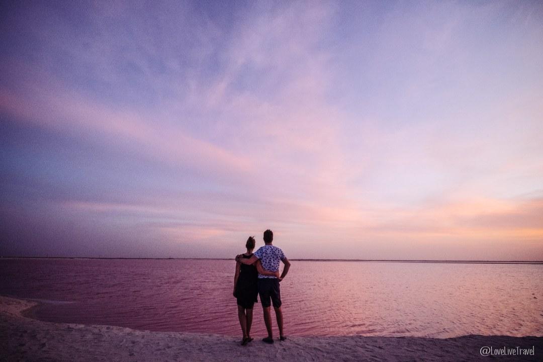 las coloradas Izamal rio lagartos Chichen Itza mexique blog voyage lovelivetravel
