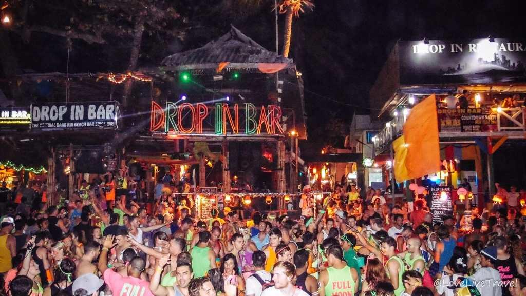 thailande blog voyage lovelivetravel ko phan Gan full Moon party
