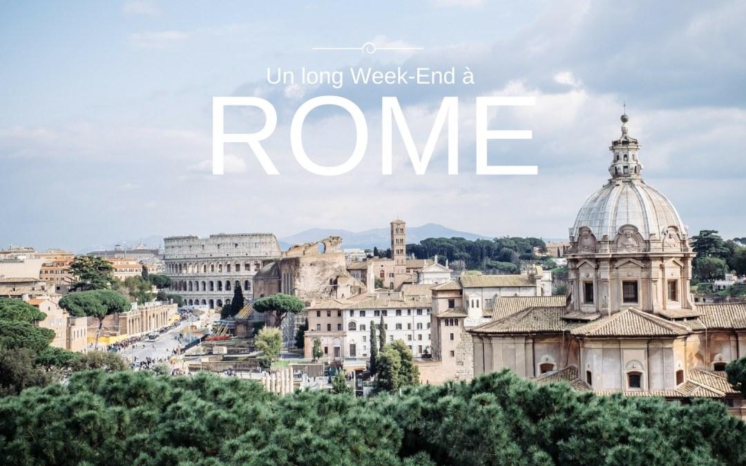 Découvrir Rome en 3 jours