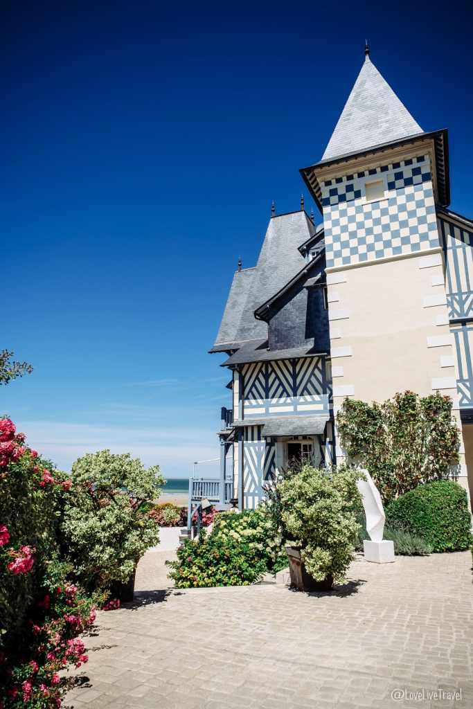 Découvrir Deauville et Trouville en 3 jours blog voyage lovelivetravel