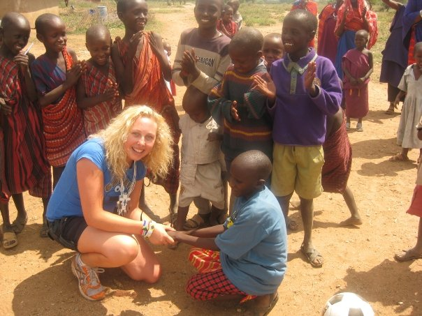 Thank you www.worldvision.com.au and The Tanzania office. Amazing!