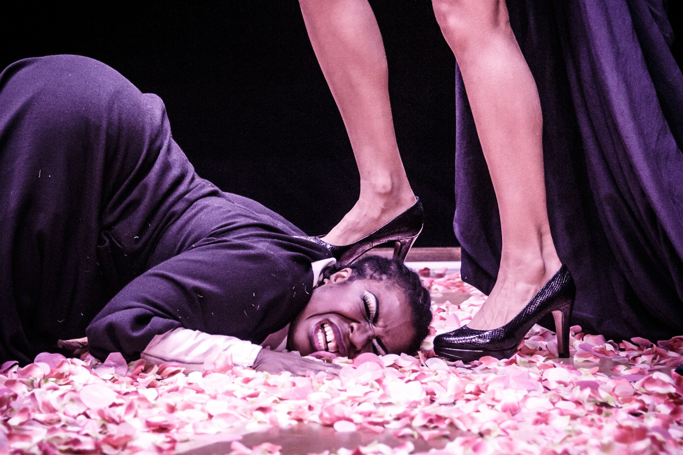 Uzo Aduba in The Maids CREDIT Marc Brenner.jpg.jpg