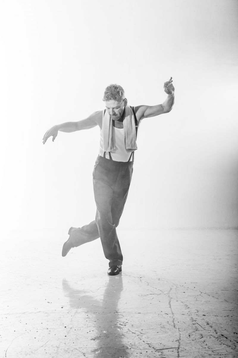 The Entertainer (Kenneth Branagh Theatre Company) - Kenneth Branagh (Archie Rice) Credit Johan Persson