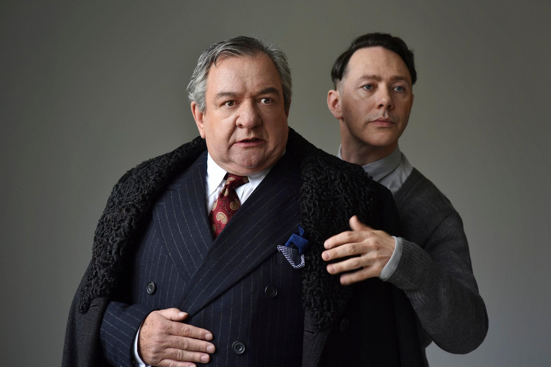 Ken Stott and Reece Shearsmith in The Dresser Photo by Hugo Glendinning (3).jpg